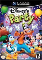 Jaquette Disney's Party