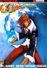 Couverture The King of fighters Zillion vol. 1