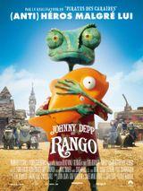 Affiche Rango