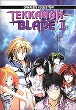 Affiche Tekkaman Blade II