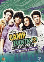 Affiche Camp Rock 2 : Le Face à face