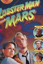 Affiche L'Homme homard venu de Mars