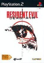 Jaquette Resident Evil : Dead Aim