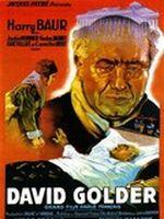 Affiche David Golder