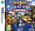 Jaquette Sonic & Sega All-Stars Racing