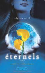 Couverture Lune bleue - Eternels, tome 2
