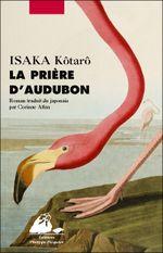 Couverture La Prière d'Audubon