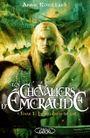 Couverture Le Feu dans le ciel - Les Chevaliers d'Émeraude, tome 1