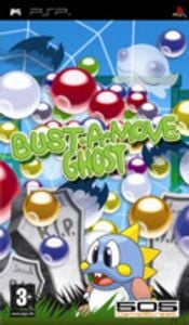 Jaquette Bust-A-Move Ghost