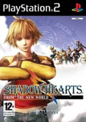 Jaquette Shadow Hearts: From the New World