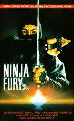 Affiche Ninja Fury