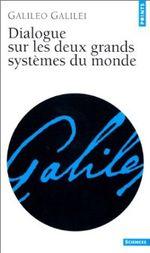 Couverture Dialogue sur les deux grands systèmes du monde