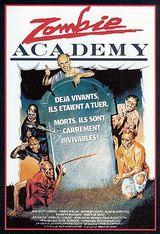 Affiche Zombie Academy