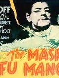 Affiche Le Masque d'Or