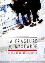 Affiche La Fracture du myocarde