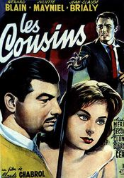 Affiche Les Cousins