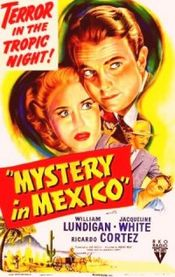 Affiche Mystery in Mexico