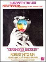 Affiche Cérémonie secrète