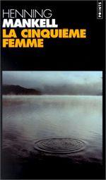 Couverture La Cinquième Femme