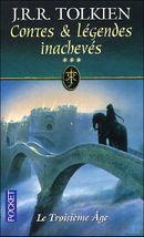 Couverture Contes et légendes inachevés, tome 3