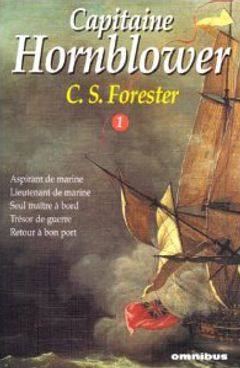 Couverture Capitaine Hornblower, tome 1