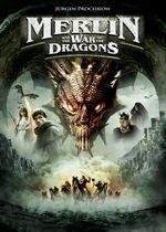 Affiche Merlin et la Guerre des dragons
