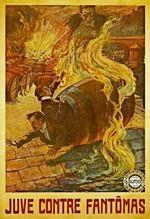 Affiche Juve contre Fantômas