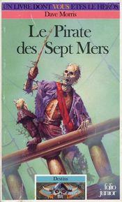 Couverture Le Pirate des Sept Mers