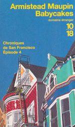 Couverture Babycakes - Chroniques de San Francisco, tome 4