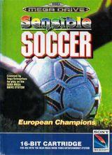 Jaquette Sensible Soccer