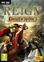 Jaquette Reign : Conflict of Nations