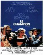 Affiche Le Champion