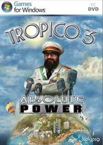 Jaquette Tropico 3 : Absolute Power