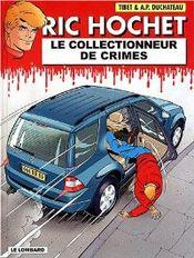 Couverture Le Collectionneur de crimes - Ric Hochet, tome 68
