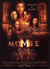 Affiche Le Retour de la Momie