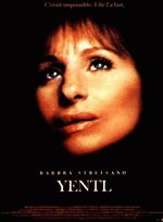Affiche Yentl