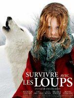 Affiche Survivre avec les loups