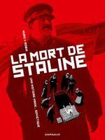 Couverture Agonie - La Mort de Staline, tome 1
