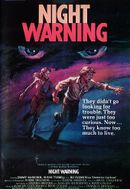 Affiche Night Warning