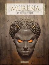 Couverture La Déesse noire - Murena, tome 5