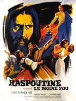 Affiche Raspoutine, le moine fou