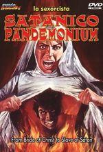 Affiche Satánico pandemonium