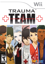 Jaquette Trauma Team