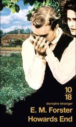 Couverture Howards End