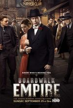 Affiche Boardwalk Empire