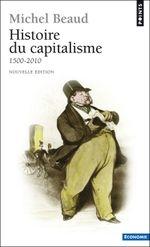 Couverture Histoire du capitalisme