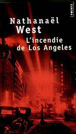 Couverture L'incendie de Los Angeles