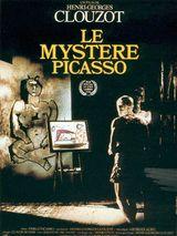 Affiche Le Mystère Picasso