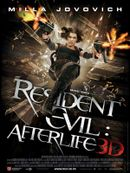 Affiche Resident Evil : Afterlife