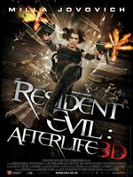 Affiche Resident Evil : Afterlife